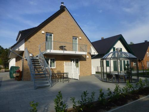 Haus Sonja - Ferienwohnung mit Terrasse