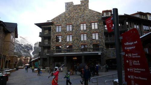 Tm525br1 Tucker Mtn Lodge Condo - Copper Mountain, CO 80443