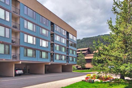 Sh403 Summit House Condo - Copper Mountain, CO 80443