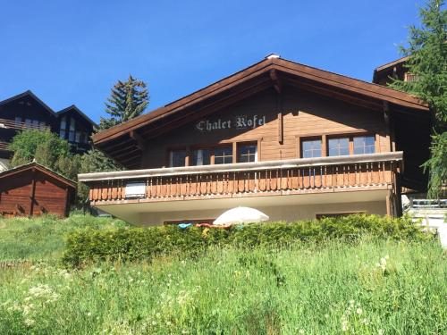 Chalet Rofel Zermatt