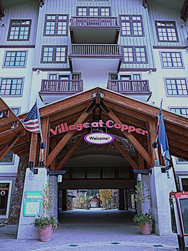 Pp502 Passage Point Condo - Copper Mountain, CO 80443