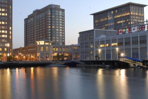 1 Seaport Lane, Boston, MA 02210, United States.