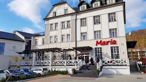 Maria Szczyrk - Accommodation