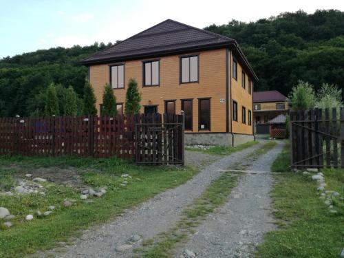 Accommodation in Khamyshki