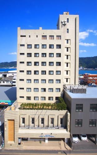 Amami Port Tower Hotel