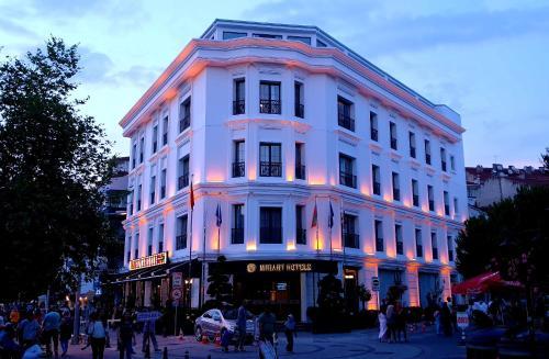 Yalova Mirart Hotel Boutique & SPA Yalova ulaşım
