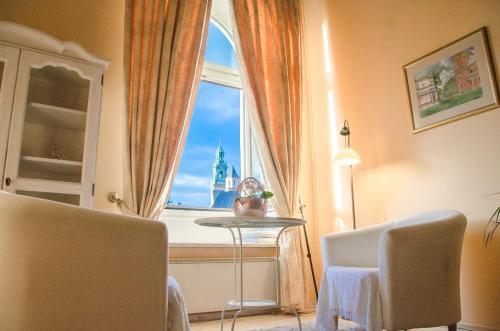 Hotel-overnachting met je hond in Apartament z widokiem na Wawel - Krakau - Oude Stad