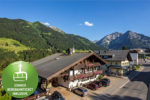 Alp-Chalet Kleinwalsertal/Hirschegg