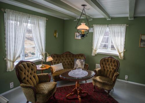 Maristuen Fjellferie - Accommodation - Borgund