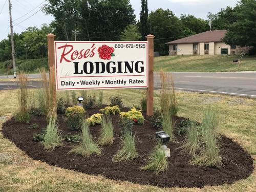 Rose's Lodging