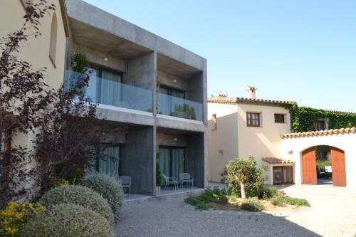 Habitación Doble Superior con terraza Boutique Hotel Can Pico 7