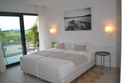Habitación Doble Superior con terraza Boutique Hotel Can Pico 1