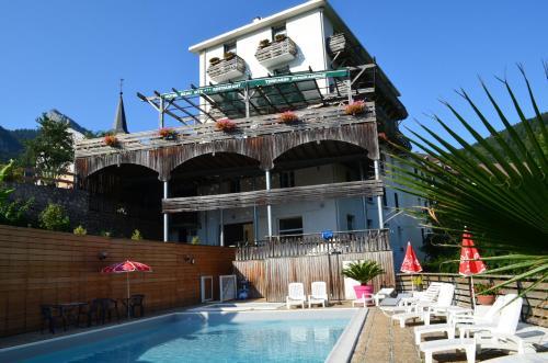 Hotel Le Beau Site - Saint-Pierre-de-Chartreuse