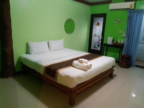 Montri Resort Donmuang Apartment photo 11