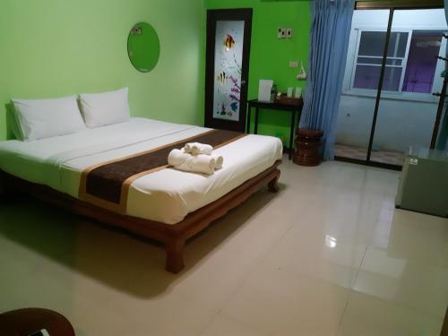 Montri Resort Donmuang Apartment photo 12