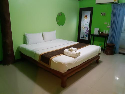 Montri Resort Donmuang Apartment photo 13