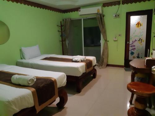 Montri Resort Donmuang Apartment photo 20