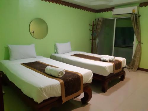Montri Resort Donmuang Apartment photo 21
