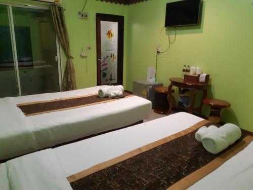 Montri Resort Donmuang Apartment photo 22
