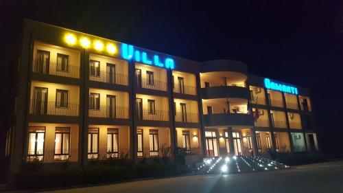. Hotel Villa Damanti
