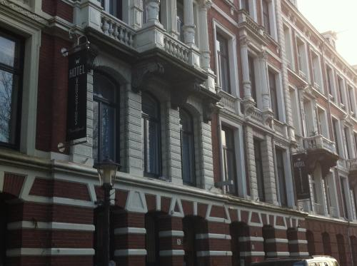 Hotel Vossius Vondelpark photo 39