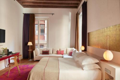 Suite Junior (1-2 adultos) Hotel Neri – Relais & Chateaux 4