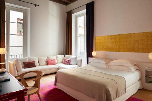 Suite Junior (1-2 adultos) Hotel Neri – Relais & Chateaux 5