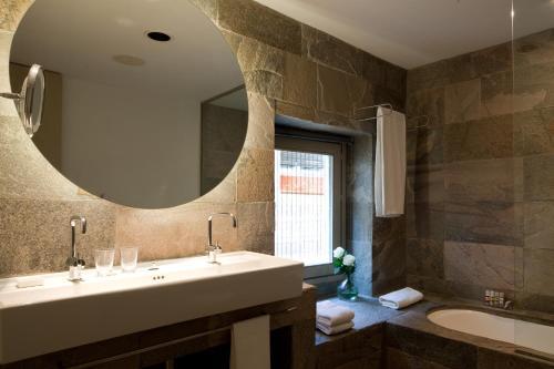 Habitación Deluxe con terraza - Uso individual Hotel Neri – Relais & Chateaux 3