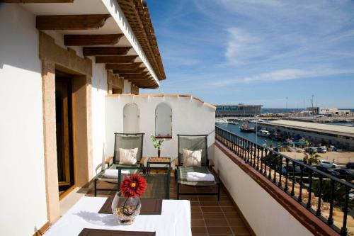 Junior Suite with Terrace - single occupancy La Posada del Mar 3