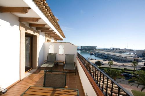 Junior Suite with Terrace - single occupancy La Posada del Mar 6