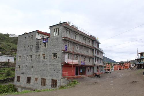 Annapurna Inn Muktinath, Dhaualagiri