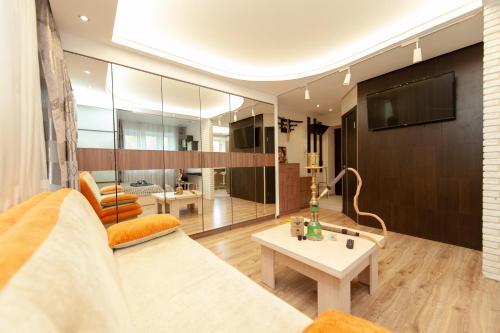. Apartament na Popova