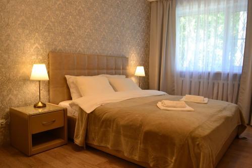 Family apartments 1, Pechorskiy rayon
