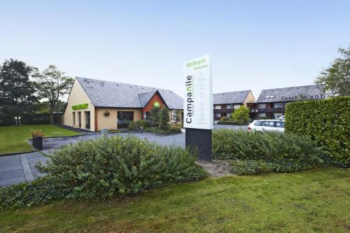 Campanile  & Restaurant Gent, Pension in Gent bei Schelderode