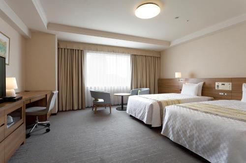 Keio Plaza Hotel Tama room photos