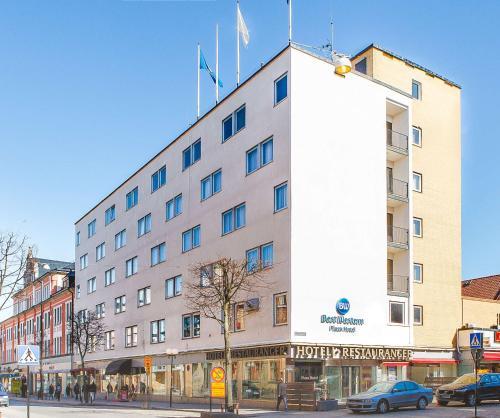 Hotel-overnachting met je hond in Best Western Plaza Hotel - Eskilstuna
