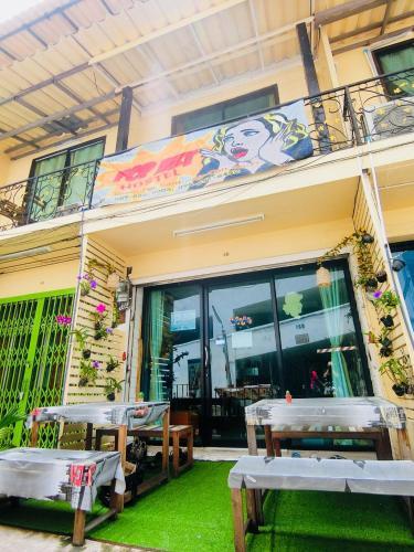 Pop Art Hostel China Town impression