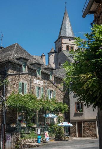 Hotel Solomiac - Hôtel - Conques-en-Rouergue