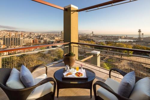 Premium Double Room Hotel Miramar Barcelona GL 19