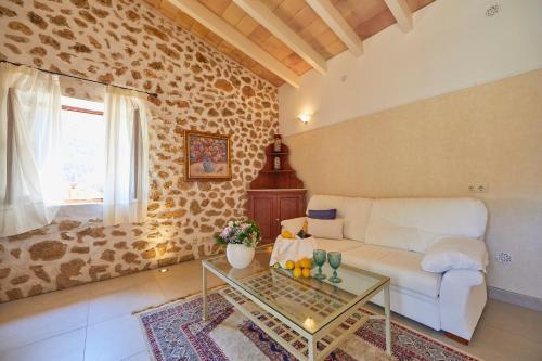 Superior Doppelzimmer mit Terrasse (3 Erwachsene) S'Olivaret 1
