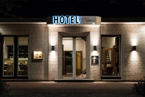 . Hotel Matthias