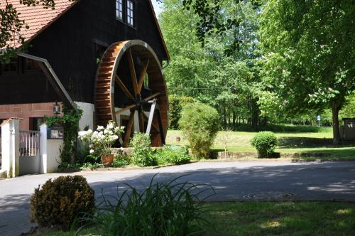 . Landgasthof Geiersmühle