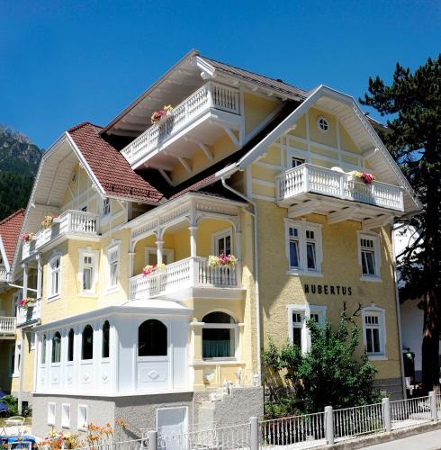 Hotel Garni Hubertus Fulpmes