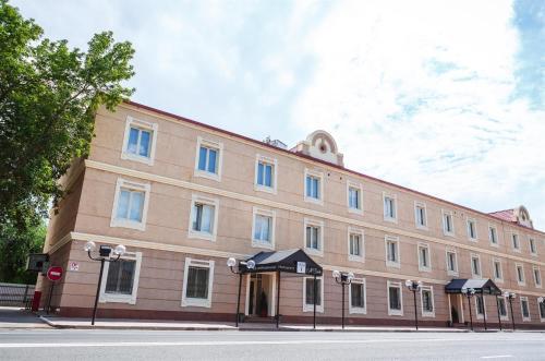 . Hotel Pushkin
