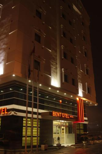 Kayseri Bent Hotel odalar