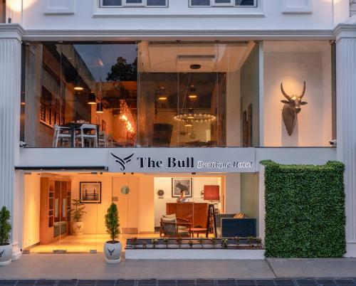 . THE BULL Boutique Hotel