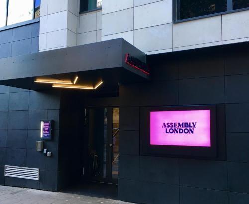 27-31 Charing Cross Road, London WC2H 0LS, England.