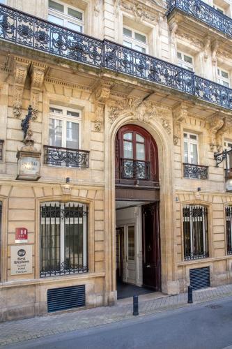 Best Western Grand Hotel Francais - Hôtel - Bordeaux