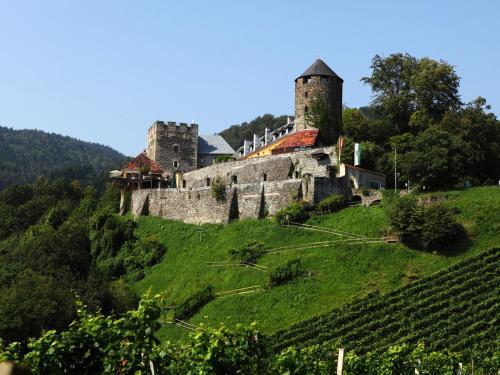 Burg Deutschlandsberg - Hotel