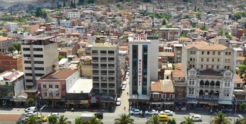 Izmir Hotel Metro online rezervasyon